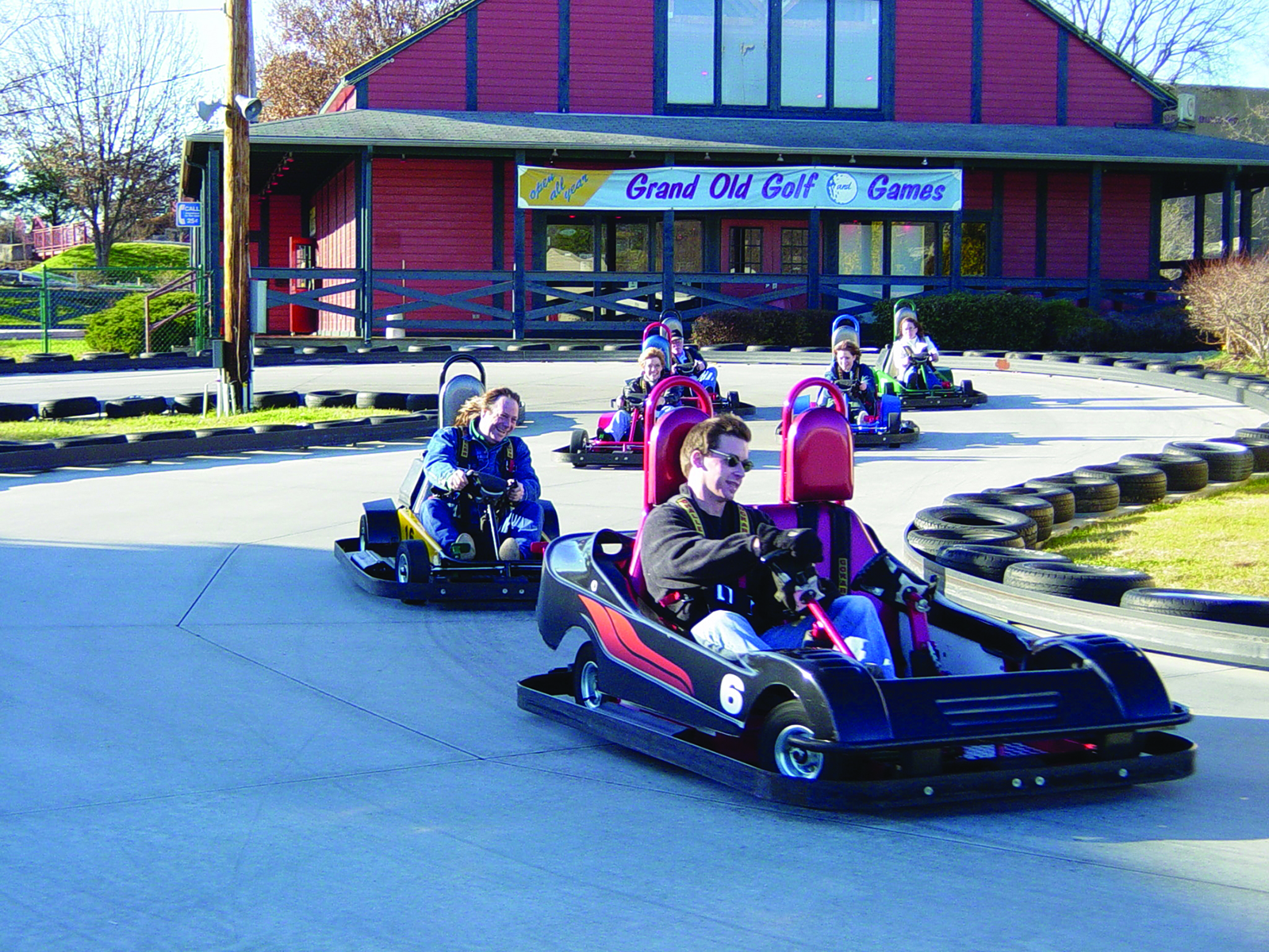 Go Karts Nashville >> Grand Old Golf Gokarts Visit Nashville Tn